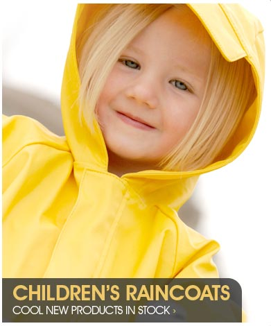 Children's Raincoats