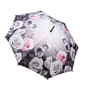Galleria Umbrellas Antique Rose Umbrella