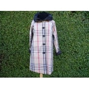 Reversible Coat  Classic plaid